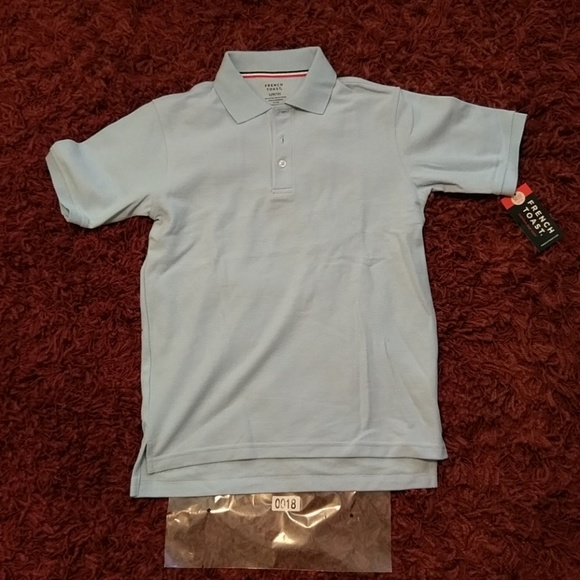 2586efc6c French Toast Polo 10 12 School Uniform